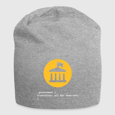 CSS Pun: Government - Jersey Beanie