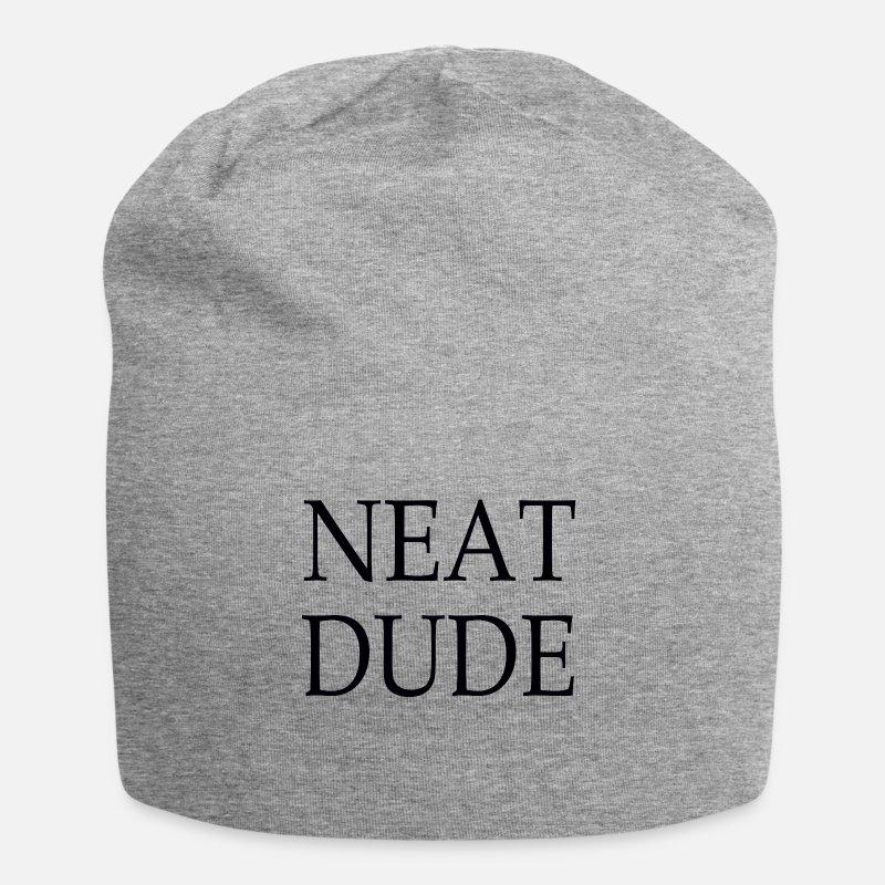 Neat Dude Beanie Spreadshirt
