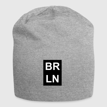Berlin for Berlin and Berliners - Jersey Beanie
