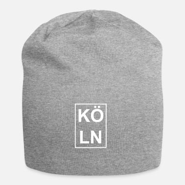 Cologne Cologne for Cologne and Cologne - Jersey Beanie