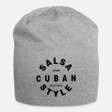 Cuban Salsa Cuban Style - Salsa Dance Fashion - Bonnet en jersey