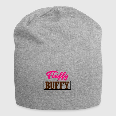From Fluffy to Buffy - Jersey Beanie