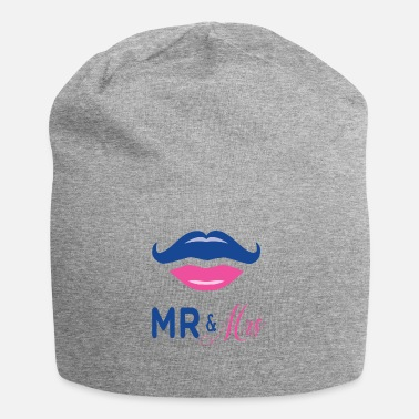 Mr Mr and Mrs - Jersey Beanie