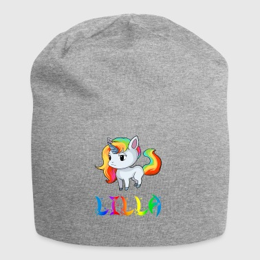 Unicorn Lilla - Beanie in jersey