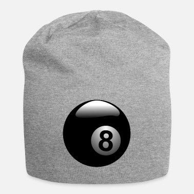 Pool billard 8 - Bonnet en jersey