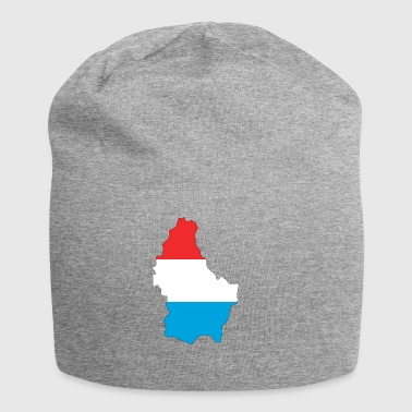 Luxembourg - Luxembourg - Country - Jersey Beanie