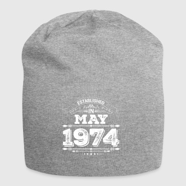 Established in May 1974 - Jersey Beanie