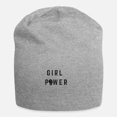 Girl Power girl power - Beanie in jersey