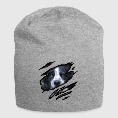Border Collie in mir - Jersey-Beanie