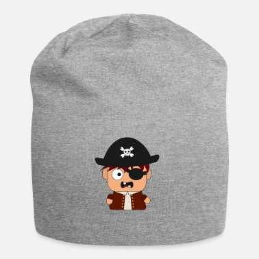 Corsair Pirate Corsair eye patch - Jersey Beanie