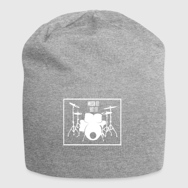 Drums - Drums - Jersey Beanie