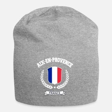 Provence Aix en Provence, France - Jersey Beanie