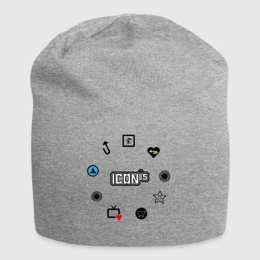 icons - Jersey Beanie