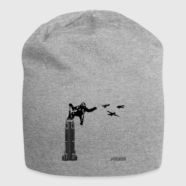 King Kong a New York - Beanie in jersey