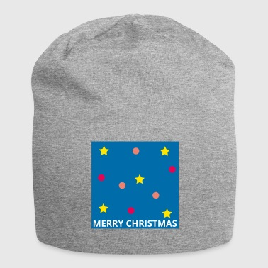 Christmas Merry Christmas - Jersey Beanie