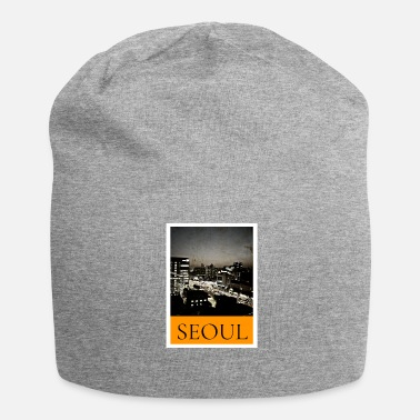 Asiatique Stylish Seoul Fashion Design - Corée - Bonnet en jersey