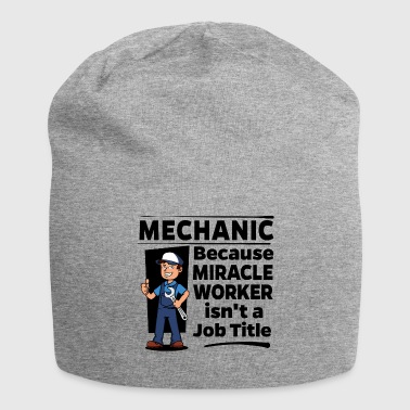 Proud Mechanic - Miracle Worker - Jersey-Beanie