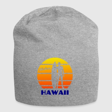 Hawaii Aloha Surf Sunset - Jersey-Beanie
