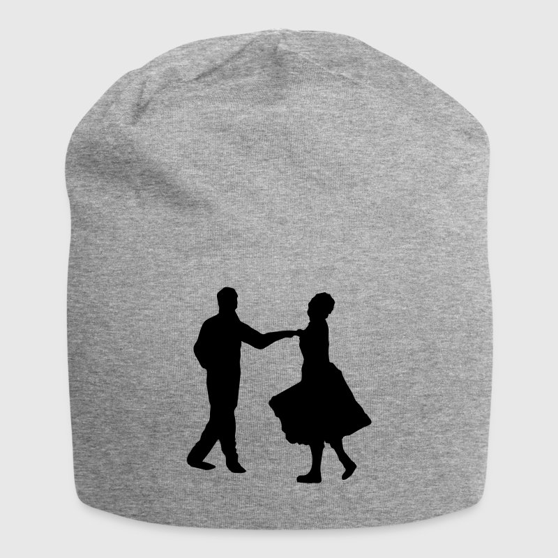 Dancers, dancing couple - Bonnet en jersey