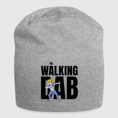 The Walking DAB Zombie Girl Dabbing Halloween sw - Jersey-Beanie