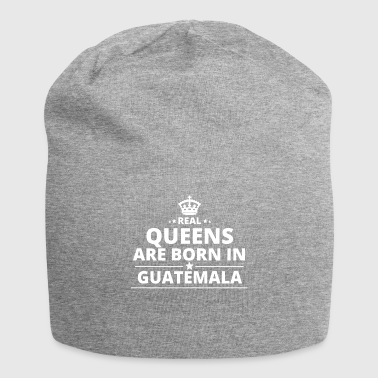 LOVE GIFT queensborn in GUATEMALA - Jersey Beanie