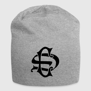 Con Monogram Cile Cile - Beanie in jersey