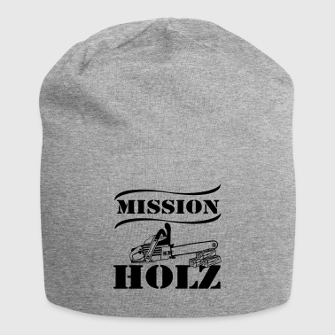 Mission Brennholz - Jersey-Beanie