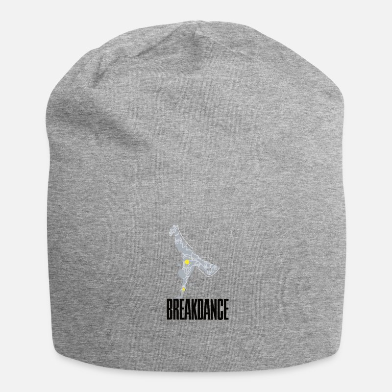 Street Dance Caps & Hats - break dancing - Beanie heather grey