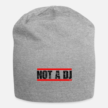 Not A DJ - red - Beanie