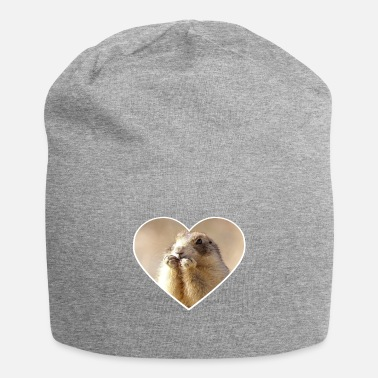 Rodent rodent rodents heart cute - Beanie