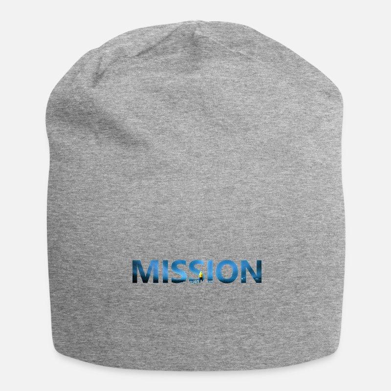 4abecd9ef81e2 Casquettes et bonnets Mission à commander en ligne   Spreadshirt