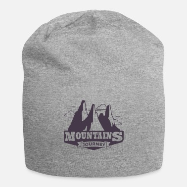 Mountains Mountains Mountains mountaineers mountaineering - Beanie