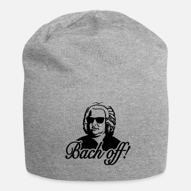 Bach Bach off! - Jersey Beanie