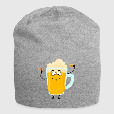 Belly beer belly - Jersey Beanie