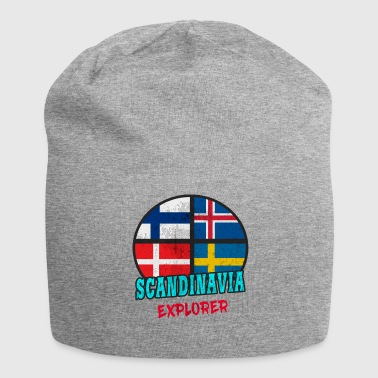 Scandinavie Explorer / Scandinavie / Cadeau - Bonnet en jersey