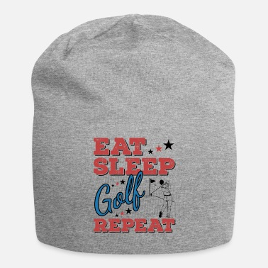 Spoof Funny Cool Golfer Golfing Shirt Saying Gift - Jersey Beanie
