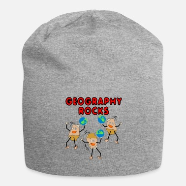 Geography Geography Rocks - Beanie