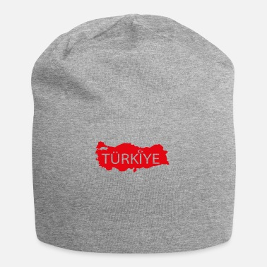 Turkish turkish red - Jersey Beanie