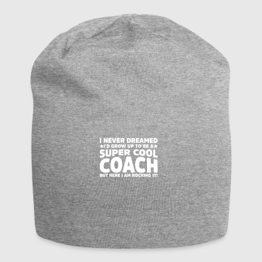 SUPER COOL COACH - Jersey-Beanie