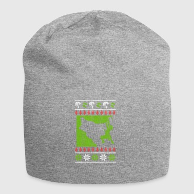 Klettern Bouldern Ugly Christmas - Jersey-Beanie
