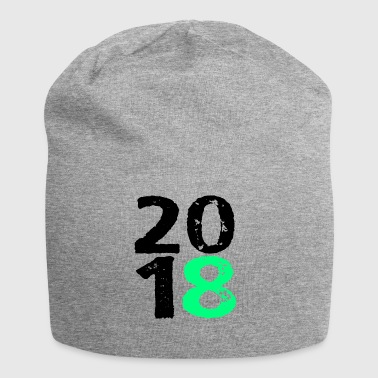 New Year 2018 New Year Happy New Year Gift - Jersey Beanie