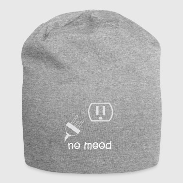 Bad mood - Jersey Beanie