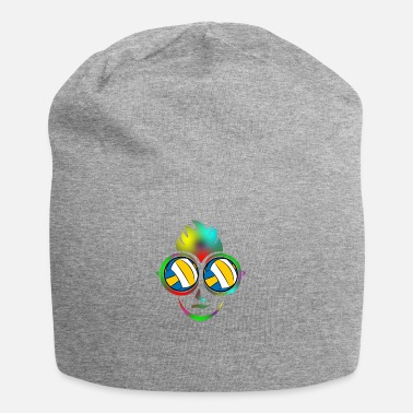 Beachvolleyball Volleybal Beachvolleybal vakantie cadeau - Jersey-Beanie