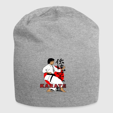 TRADITIONAL KARATE - Jersey Beanie