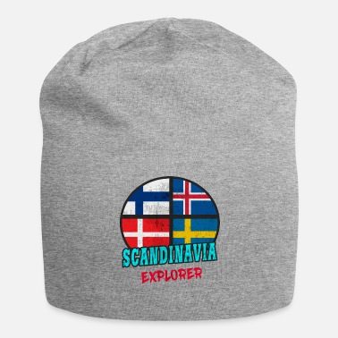 Scandinavie Scandinavie Explorer / Scandinavie / Cadeau - Beanie