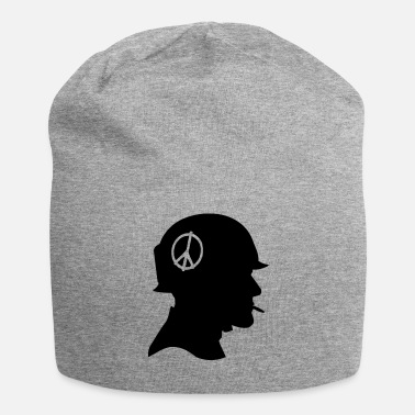 Soldier Of Fortune Peace soldier - Jersey Beanie