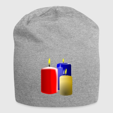 Candle candles - Jersey Beanie