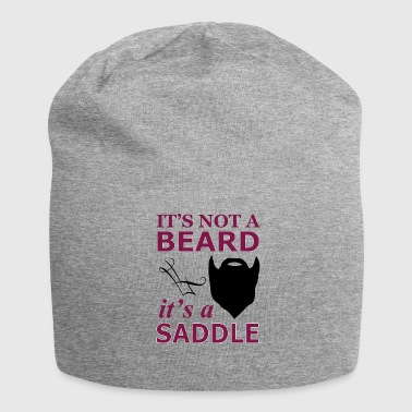 It is not a beard, but a saddle - Jersey Beanie