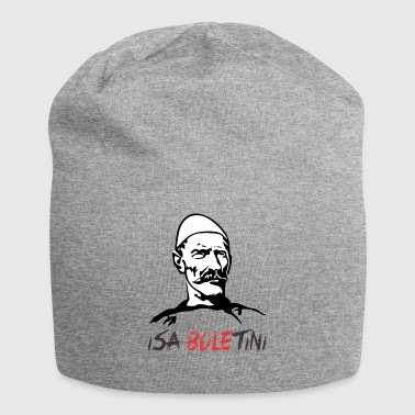 Albanian freedom fighter Isa Boletini - Jersey Beanie