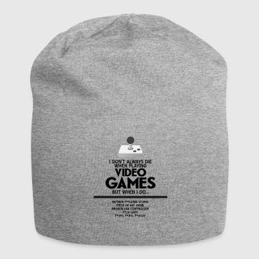 VIDEO-GAMES - Jersey-Beanie